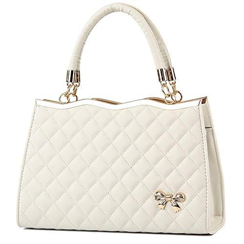 YINGPEI Top Hand Handbags for Women Shoulder Tote Bags and Satchel Purses Black