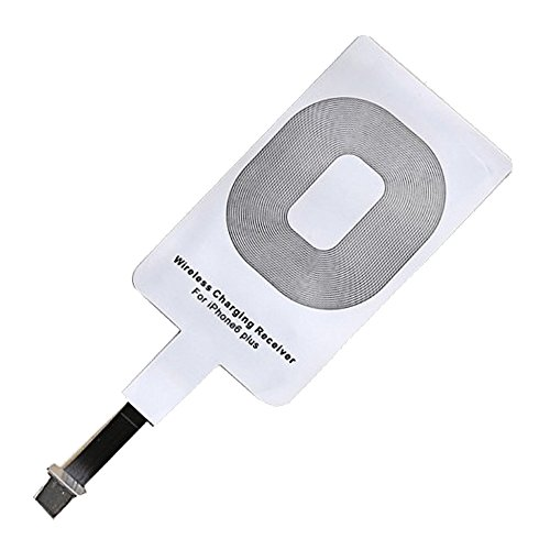 YOKEL 極薄 Qi ワイヤレス 充電レシーバー (ワイヤレス充電レシーバー)