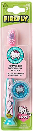 Hello Kitty SD0027 Zahnbürste mit Deckel