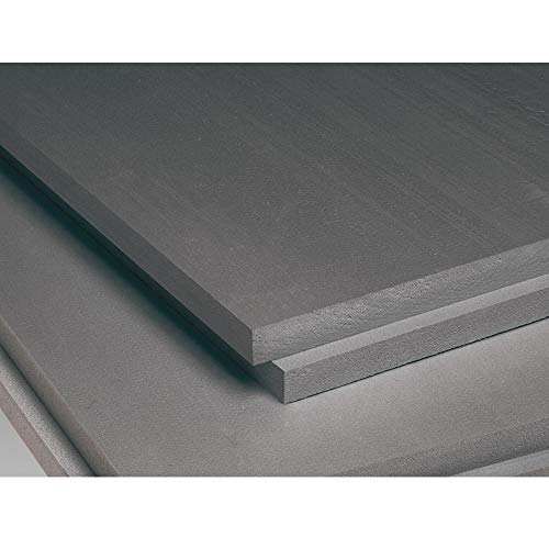 XPS Foam Insulation Boards 1200 x 600 x 10mm - QTY-10 - Coverage 7.2m2 -...