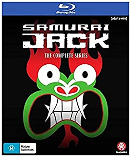 Samurai Jack: The Complete Series [Blu-ray]