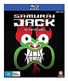 Samurai Jack: Complete Seasons 1-5 (5 Blu-Ray) [Edizione: Stati Uniti] [Italia] [Blu-ray]