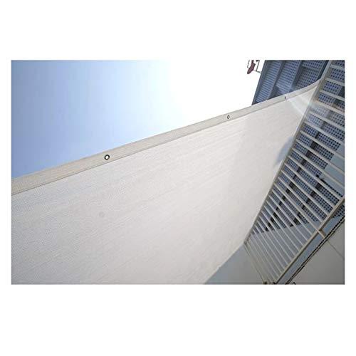 LSSB Red De Sombreado De HDPE 80% Bloque UV Respirable Anti-envejecimiento Malla De Sombreo para La Cubierta De La Planta, Jardín, Balcón Valla, Coche, Invernadero, Personalizable