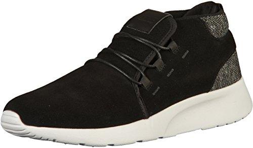 Boras Sneaker in Übergrößen Schwarz 5207-0001 große Herrenschuhe, Größe:47