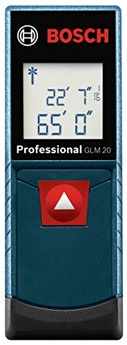 Bosch GLM 20 Blaze 65' Laser Distance Measure