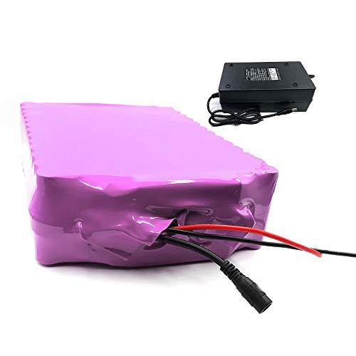 con cargador 5A 24.5Ah 20S7P 72V batería e-bike ebike bicicleta eléctrica Li-ion...