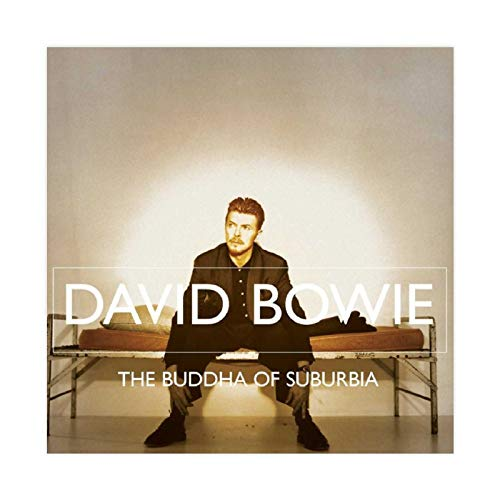 David Bowie Album Cover - The Buddha of Suburbia (soundtrack) Alternative Cover Canvas Poster Bedroom Decor Sports Landscape Office Room Decor Gift 16×16inch(40×40cm) Unframe-style1