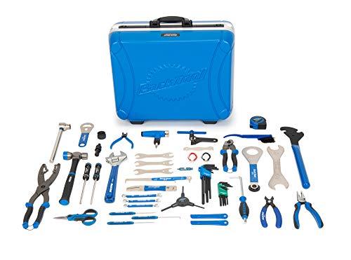 Park Tool Nicht verfügbar (NA) EK-3 EK-3-Professionelles Reise-und Veranstaltungs-Set, blau, Einheitsgröße