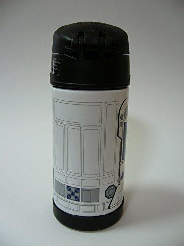 『THERMOS サーモス Star Wars スターウォーズ R2D2 R2-D2 ストローボトル 真空断熱 水筒 355ml』の6枚目の画像