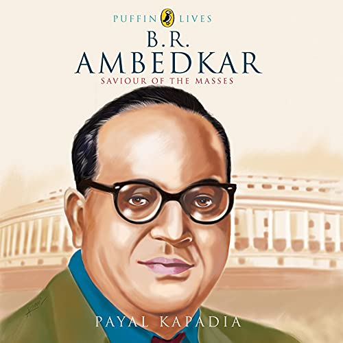 Puffin Lives: B.R. Ambedkar cover art