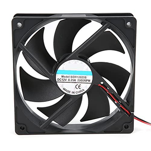 Ventilador de refrigeración, ventilador de incubadora, componente de ventilador de