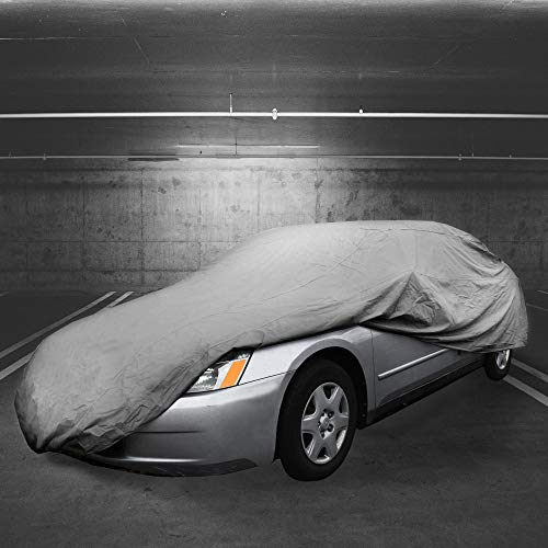 FH Group C502-S Car Cover (Non-Woven Resistant Small)