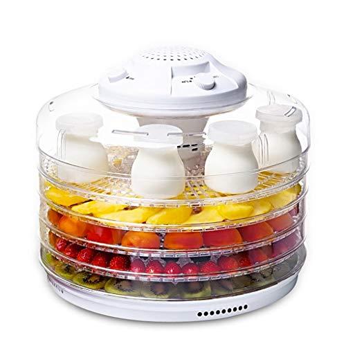 Dörrautomaten-YUAN Selbst Gemachter Joghurt-Haushalt 5 Schicht-Dehydrator-Gemüsetrockner-Trockenfrüchte-Maschine