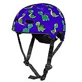 CLISPEED Kids Helmet CPSC Certified Bike Helmet Adjustable Toddler Helmet Sport Head Protector Head Guard Protective Gear for Children Boys Girls Scooter Skating Cycling Biking Sport - Blue