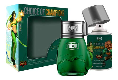 Everlast Choice Of Champions Street Fighter Brasil Edition K
