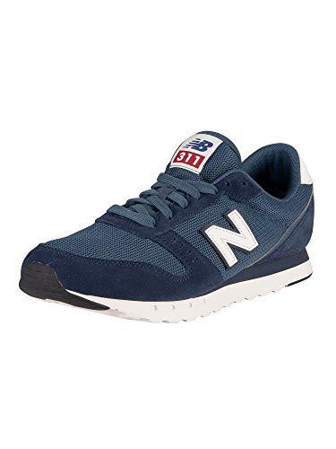 New Balance 311v2, Zapatillas Hombre, Azul (Natural Indigo), 41.5 EU