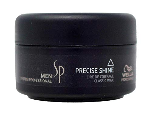 Wella Professionals SP Men Precise Shine Classic Wax, 75 ml
