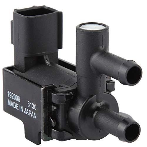 Suuonee Vacuum Solenoid Valve, Car Solenoid Control Vent Valve 192000-3130 Fit for Toyota