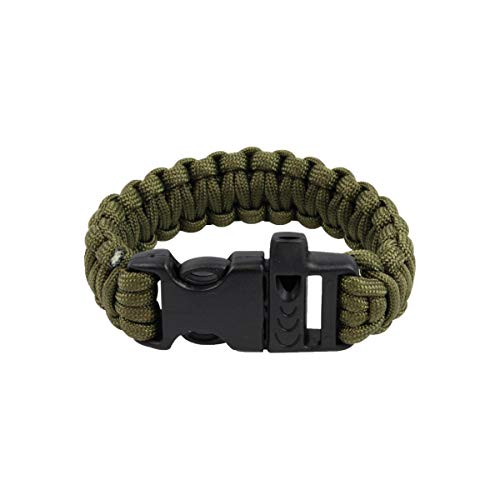 Highlander Paracord Bracelet with Quick Release Buckle