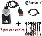 Strele Auto-Diagnosegerät mit Bluetooth, mit keygen für Delphis OBD 2 automatische Diagnose, 150e