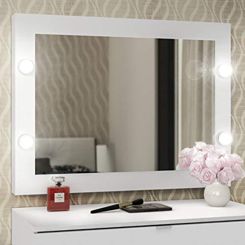 Espelho Camarim PE2006 Tecno Mobili Branco