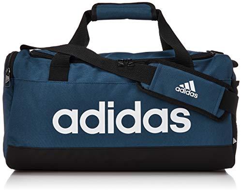 adidas 3s Duffle XS, Borsa a Manico Unisex-Adulto, Crew Navy/Black/White, 0