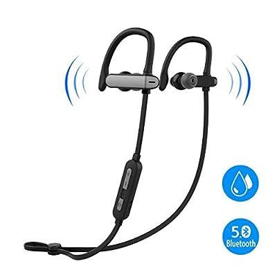 Bluetooth Headphones, Wireless Sports Earphones...