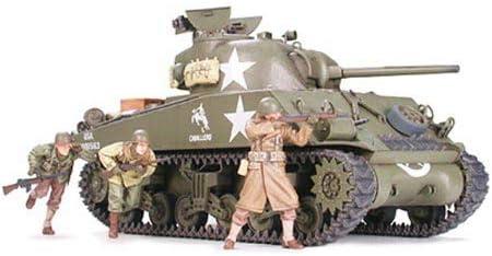 Tamiya - 35250 - Maquette - Sherman M4A3 75MM - Echelle 1:35