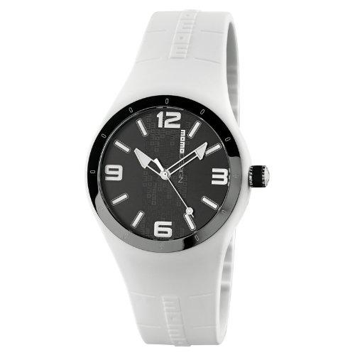 MOMO Design MD1006WT-01WT-RB - Reloj para Mujeres Color Blanco