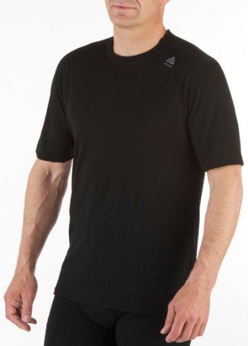 Aclima Lightwool - Sous-vêtement en laine mérinos Homme - noir Modèle XL 2016