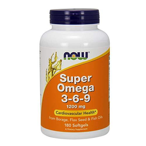 Now Super Omega 369, 90 Perlas, Pack de 1