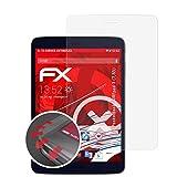 atFolix Schutzfolie kompatibel mit Pocketbook SURFpad 3 (7,85) Folie, entspiegelnde und Flexible FX Displayschutzfolie (2X)