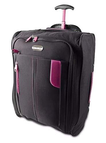 Generic ase for Easy Flight Bags ase for Eas Bolsas de equipaje de mano Bolsa de Cabina Trolly Jet nd Maleta de Traje para Easyjet con Whe con ruedas