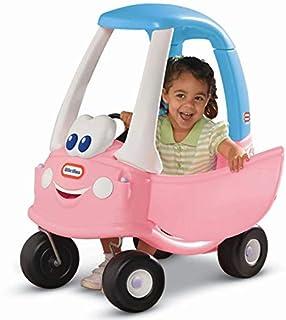 Little Tikes 614798E5 - Princess Cozy Coupe 30th Anniversary Edition - Pink