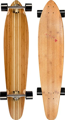 JUCKER HAWAII Longboard Cruiser Makaha Bamboo Limited Edition