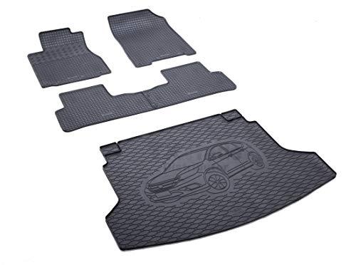 bester Test von honda cr v allrad Honda CR-V2012 + Rigm Kofferraumtank für Riemenschutz und Gummimatte