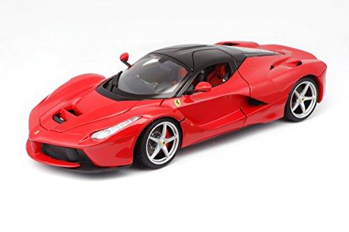 Bburago 18-16901 - Modelo Ferrari Laferrari, Escala 1:18, colores surtidos