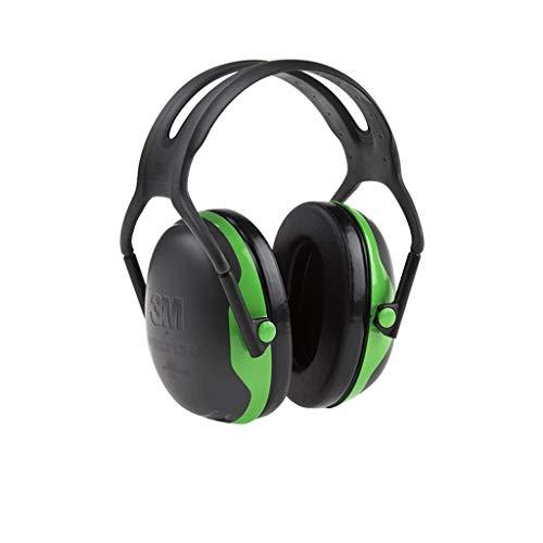 Zhongwei - Orejera Orejeras, oído el ruido de invierno más cálido 3M insonorizadas orejeras Profesional Reducción Silencio Industrial Reducción de ruido orejeras Estudiante insonorizadas Auriculares m