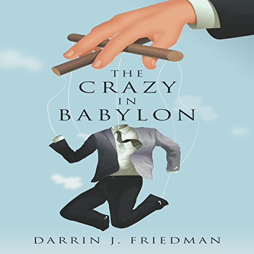 The Crazy in Babylon audiobook cover art