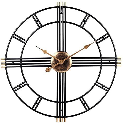 relojes de pared de forja de la marca QHCS