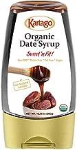 Date Syrup - Organic Date Syrup - Vegan, Kosher, Gluten Free, No Added Sugar - Healthy Natural Sweetener, from Kartago - 1...