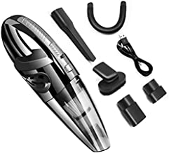 WEHOLY Car Cleaning car USB Charger Car Vacuum Cleaner Wireless Dry and Wet Cleaner Household Handheld Home Gift