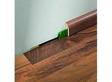 PARADOR Dekorleisten-Befestigungsclips grün SL2 24 Stück grün