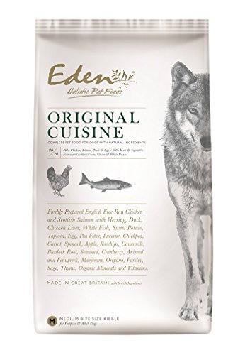 Eden Dog Food 80/20 Original Medium Kibble 12kg