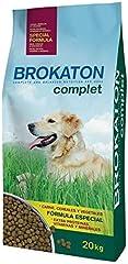 BROKATON COMPLET PIENSO PARA PERRO - 20 Kg