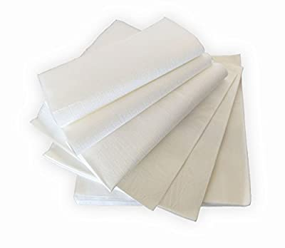 """""""OCCASIONS"""" - 240 piece Pack - Premium 3 PLY - Wedding Party Dinner Paper Napkins (Square Fold)"""