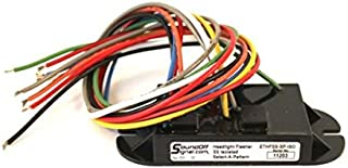 SoundOff Signal Select-A-Pattern Solid State Flasher - Isolation Model