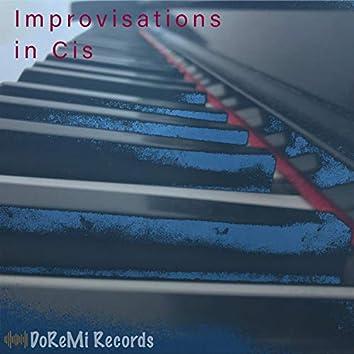 Improvisations in Cis Andante Espressivo