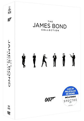 Bond Pack 24 Dvd Col.Completa (Incluye Spectre)