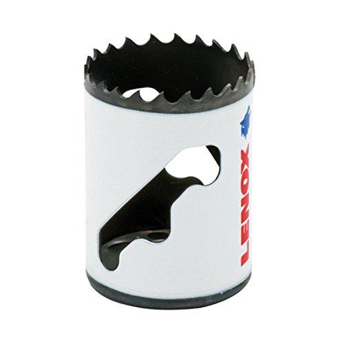 LENOX Tools Hole Saw, Bi-Metal, Speed Slot, 1-1/2-Inch (3002424L)